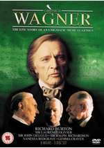 Cover of Wagner DVD